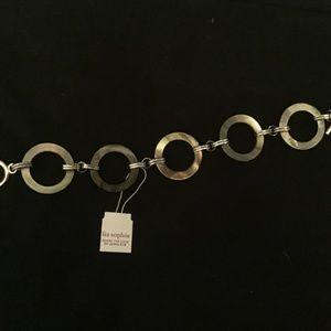 Lia Sophia Genuine Mother of Pearl bracelet